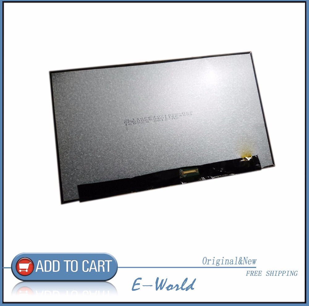 Original 11.6inch LCD screen SL116PP40Y1008 D00 for tablet pc free shipping free shipping original 9 inch lcd screen cable numbers kr090lb3s 1030300647 40pin