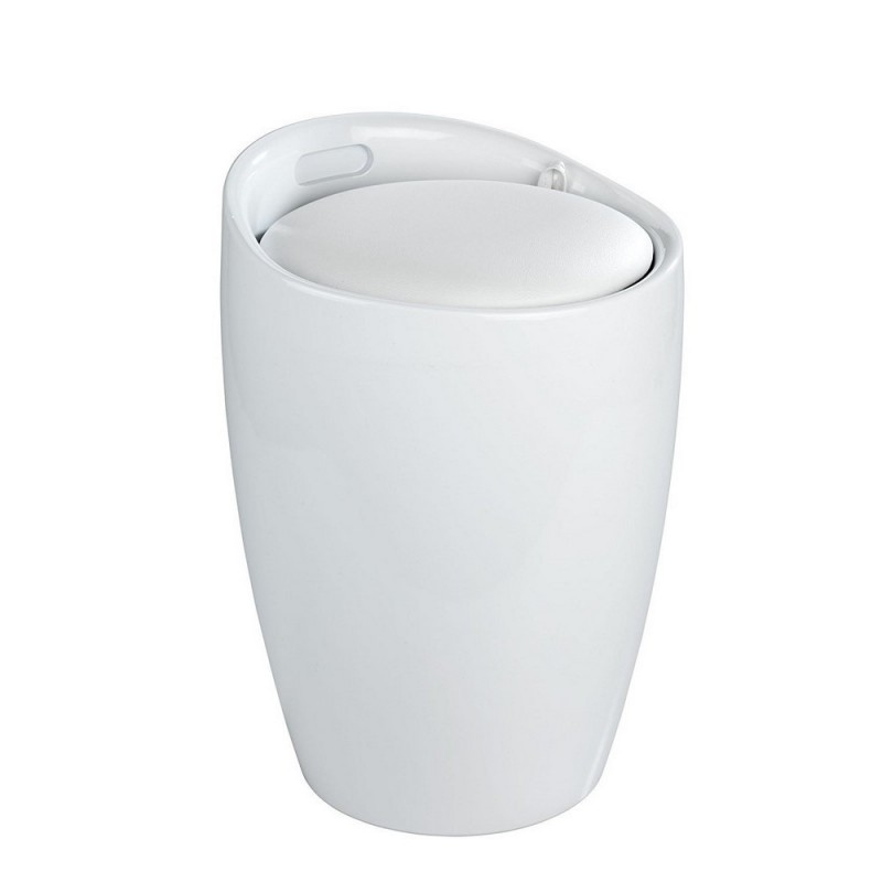 WENKO-20631-Pongotodo Seat Candy White