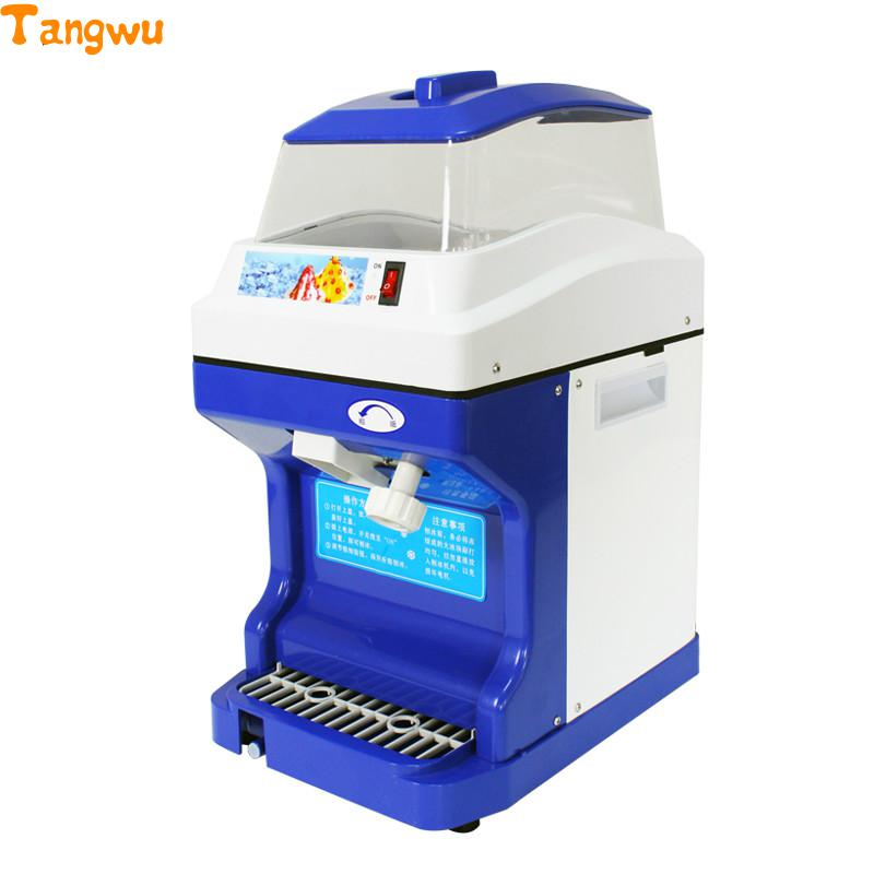Free Shipping Commercial Large Capacity Electric Snow Ice