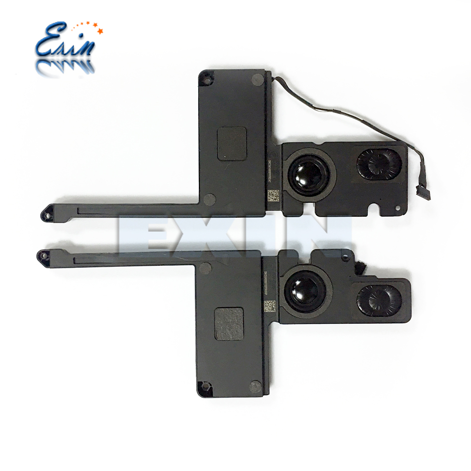 OEM Replacement Left /& Right Internal Speakers 2013-2015 REPLACE BASE Compatible With Apple Macbook Pro 13 A1425