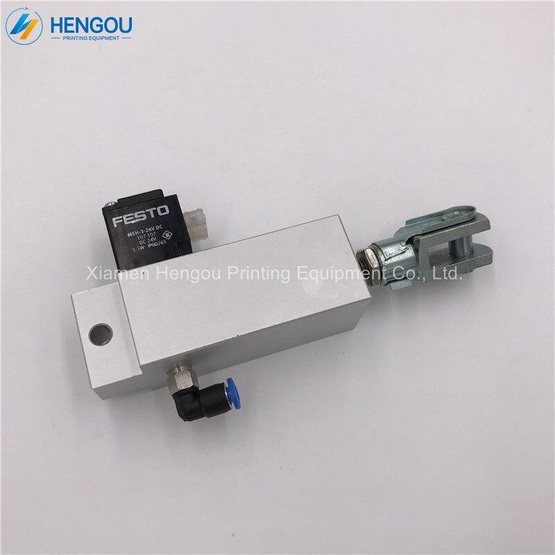 Здесь можно купить  1 Piece Hengoucn PM74 SM74 Solenoid valve ESM-25-30-P-SA 92.184.1011/A, PM74 SM74 Valve 92.184.1011  Инструменты