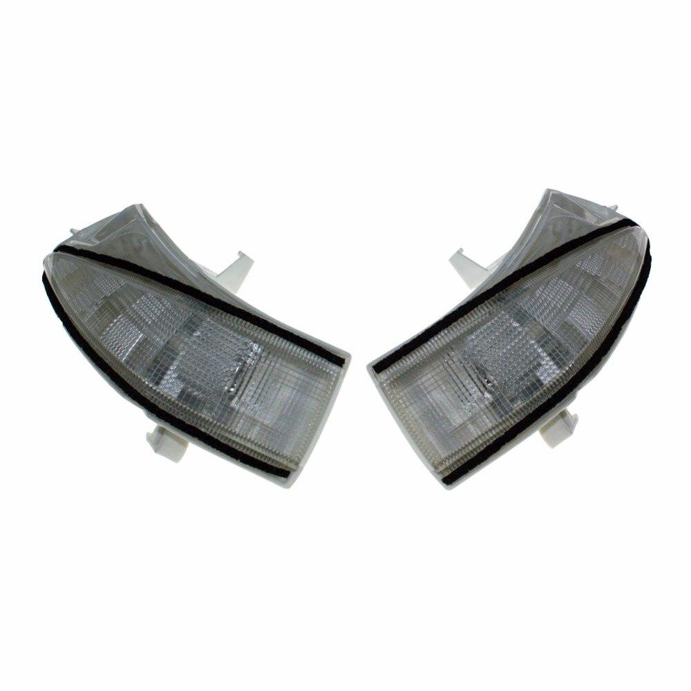 2PCS Side Mirror LED Lamp Car Rearview Mirror Turn Signal light for Honda Civic 2006 2007 2008 2009 2010 2011 for vw passat b6 2006 2007 2008 2009 2010 2011 new front bumper turn signal light lamp with bulb