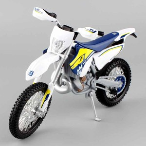 Image 4 - maisto 1/12 2015 KTM Motorcycle scale HUSABERG FE 501 Husqvarna FE501 Dirt Bike Motocross Diecast & vehicles metal car model toy