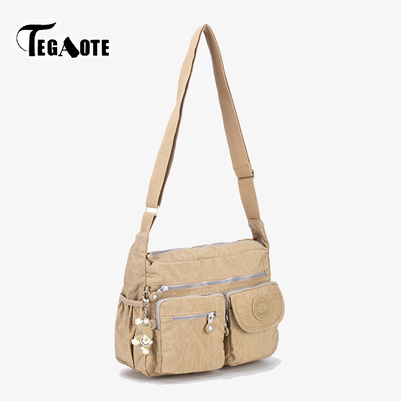 TEGAOTE Messenger Bags Women Famous Brand Handbags Shoulder Bags Female Bolsa feminina Purse Crossbody Bag For Women Sac A Main 2018 women messenger bags vintage cross body shoulder purse women bag bolsa feminina handbag bags custom picture bags purse tote