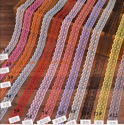 1 meter color lace narrow wide 2cm.jpg 250x250