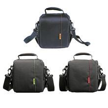 Водонепроницаемый нейлоновый рюкзак сумка Камера сумка для хранения с плечевой ремень для Canon Nikon Sony Зеркальные фотокамеры цифровых зеркальных камер