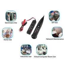 BSIDE Telephone Line Detector Cable Finder Network Cable Tester RJ11 Tester Wire Tracker Tone Generator Diagnose Break Point цена и фото