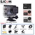 """Original sjcam sj6 lenda 4 k wifi action camera 2 """"touch screen esporte dv + relógio + selfie remoto vara + estendida mic + muitos acessórios"""
