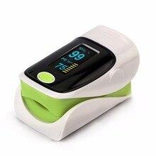 Здравоохранение OLED ЖК-Цифровой Finger Пульсоксиметр Oximetro Монитор Артериального Давления Пульса Диагностический Инструмент Медицинское Оборудование