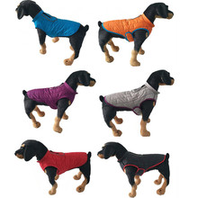 Clothing Coat Pet-Vest-Jacket Pets Dogs Chihuahua Waterproof Winter for Small Large Pug