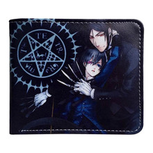 Anime Wallet With Coin Pocket