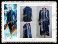 Devil May Cry 3 Vergil Coat Cosplay Costume