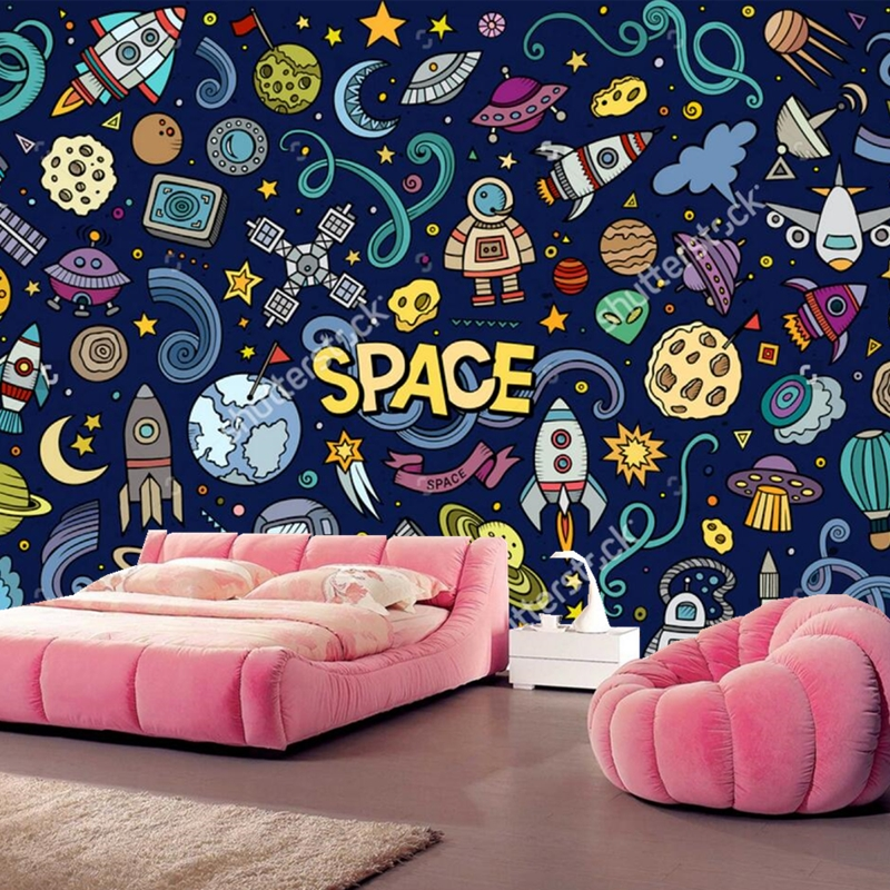 Online Get Cheap Wallpaper Graffiti Kids Aliexpresscom Alibaba
