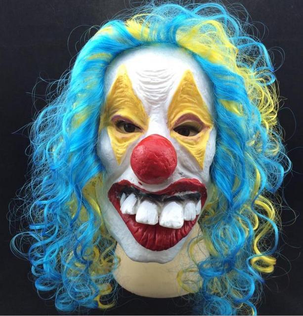 Adult halloween face masks — photo 10