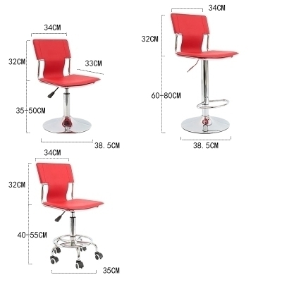Bar Chair Coffee House Stool Dining Room Bar Household Furniture Store  Information Count Chair Free Shipping