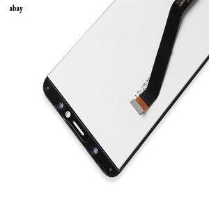 Image 2 - חדש 5.7 אינץ עבור Huawei Honor 7A פרו aum l29 LCD תצוגה + מסך מגע Digitizer עצרת להחליף מסגרת LCD עבור כבוד 7A פרו