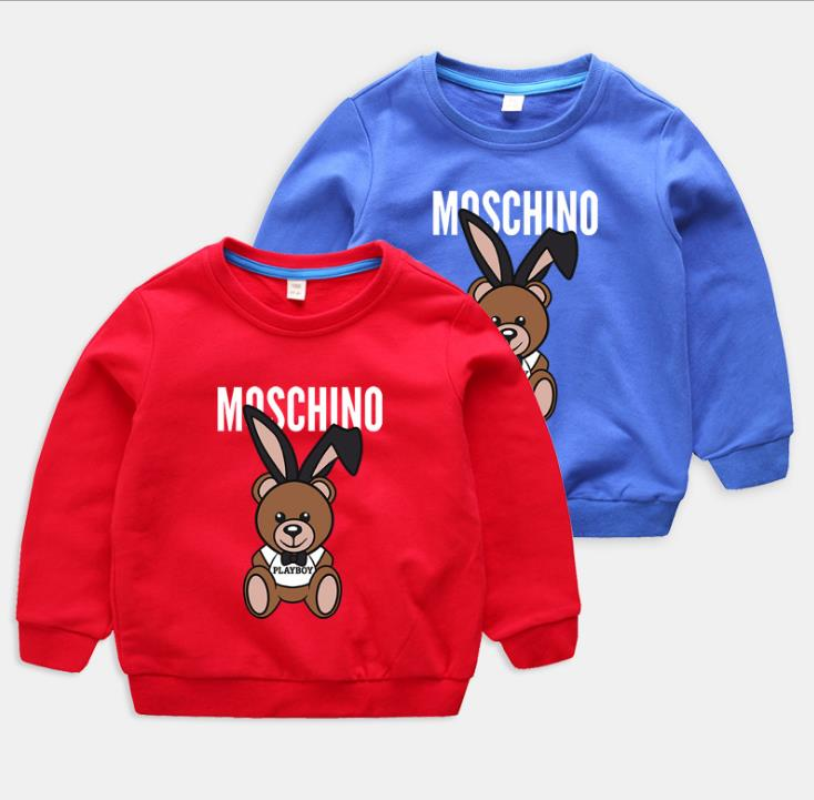 Clothing Children's Pullover Sweater Neck-Shirt Autumn Winter Cartoon New And Round 2-7-Years