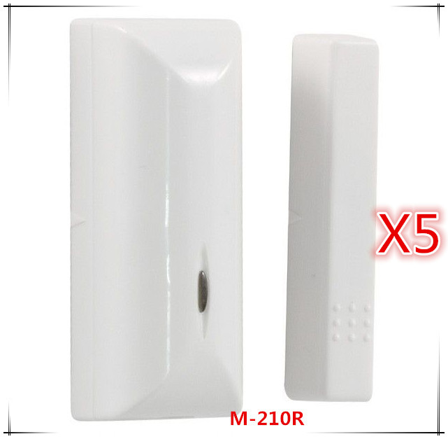 433mhz/868Mhz Magnetic door detector wireless door /window sensor intruder alarm system Works with Focus Alarm system