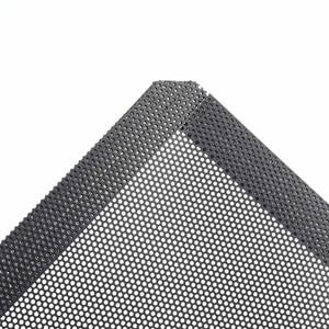Image 4 - ¡Novedad de 2019! carcasa PC de 12x24 cm, ventilador de refrigeración, cubierta magnética de filtro de polvo, cubierta de red a prueba de polvo, protector de ordenador