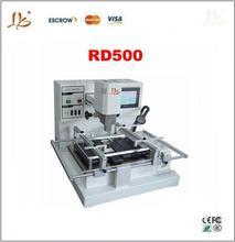 Touch screen control panel hot Air BGA reworking station RD500 welding station BGA machine