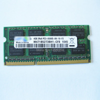 4GB Memory Card For Macbook Pro For Sumsung SAM DDR3 PC3 8500S 09 10 F2 M471B5273BH