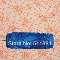 5 Rubber Roller Liquid Wallpaper Print Tools FREE SHIPPING 125mm Wallpaper Paint Tools Diy Wall Decoration