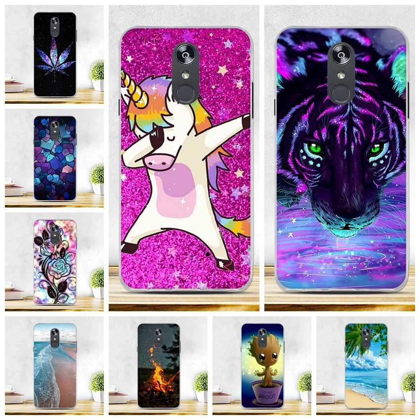 For LG Stylo 4 / LG Q Stylo 4 Case TPU Cover For Stylo 4 Plus Case Soft Silicon For Fundas LG Q Stylo 4 Q710MS Cover Phone Cases