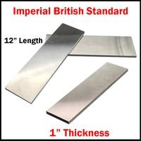 1*2*12 1 дюймов толстые Императорский Британский Стандартный HSS прямоугольник скучно бар Fly Cutter винторезный инструмент Бит