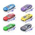 6 estilo 1: 87 Fundido Modelo de Carro Liga Crianças Brinquedos Para Crianças Veículo Colletion Frete Grátis