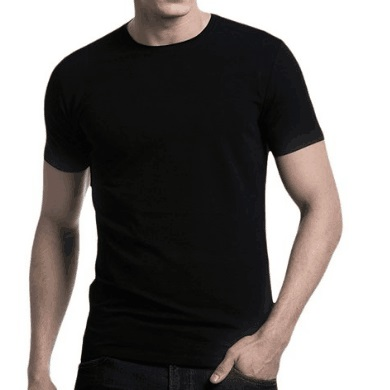 28340a75fd96 Light Quality 150GSM 100% Australia Merino Wool Mens Short Sleeve T Shirt