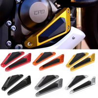 For Yamaha MT 07 MT 07 MT07 Motorcycle Left Right CNC Engine Case Slider Cover Crash