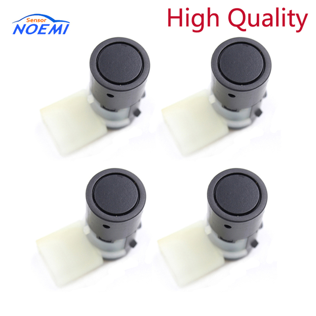 YAOPEI 4pcs/Lot 7H0919275C PDC Parking Sensor 7H0919275 For AUDI A6 S6 4B 4F A8 S8 A4 S4 RS4  for V W 7H0 919 275 C