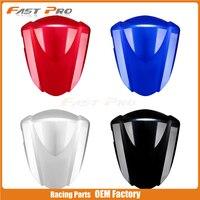 Motorcycle Plastic Rear Passenger Pillion Seat Protective Cover Cap For SUZUKI GSXR1000 GSXR 1000 K7 2007 2008 07 08