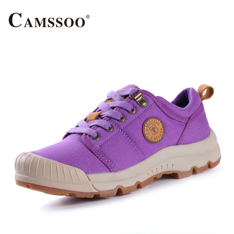 Camssoo Outdoor Hiking Shoes Women Soft Footwear Classic Platform Sneakers Breathable Trainers Size Eu 36-40 AA40345 camssoo new running shoes men soft footwear classic men sneakers sports shoes size eu 39 44 aa40375