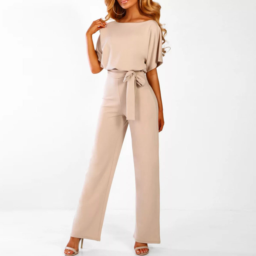 Romper Jumpsuit Clubwear Short-Sleeve Broadcloth Bodycon Women's New-Fashion 1EM Party