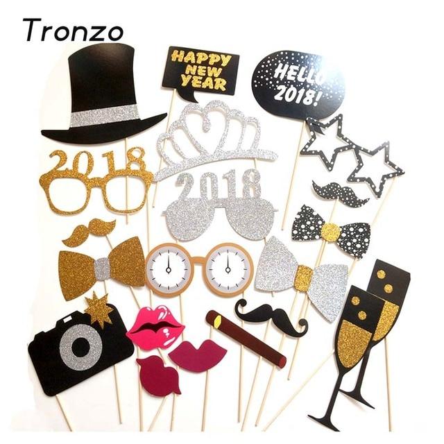 Accessoires nouvel an for Decoration nouvel an 2018