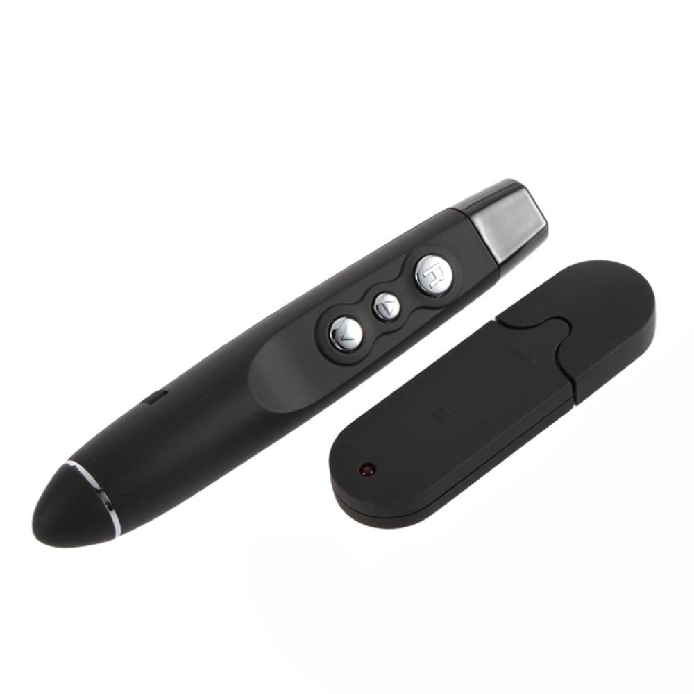 presentation remote with laser pointer