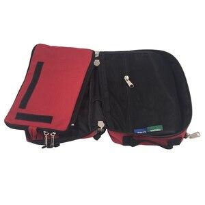 Image 5 - Kit de primeiros socorros, kit profissional de 4 camadas, primeiros socorros, sobrevivência, armário, grande, saco de resgate para viagem