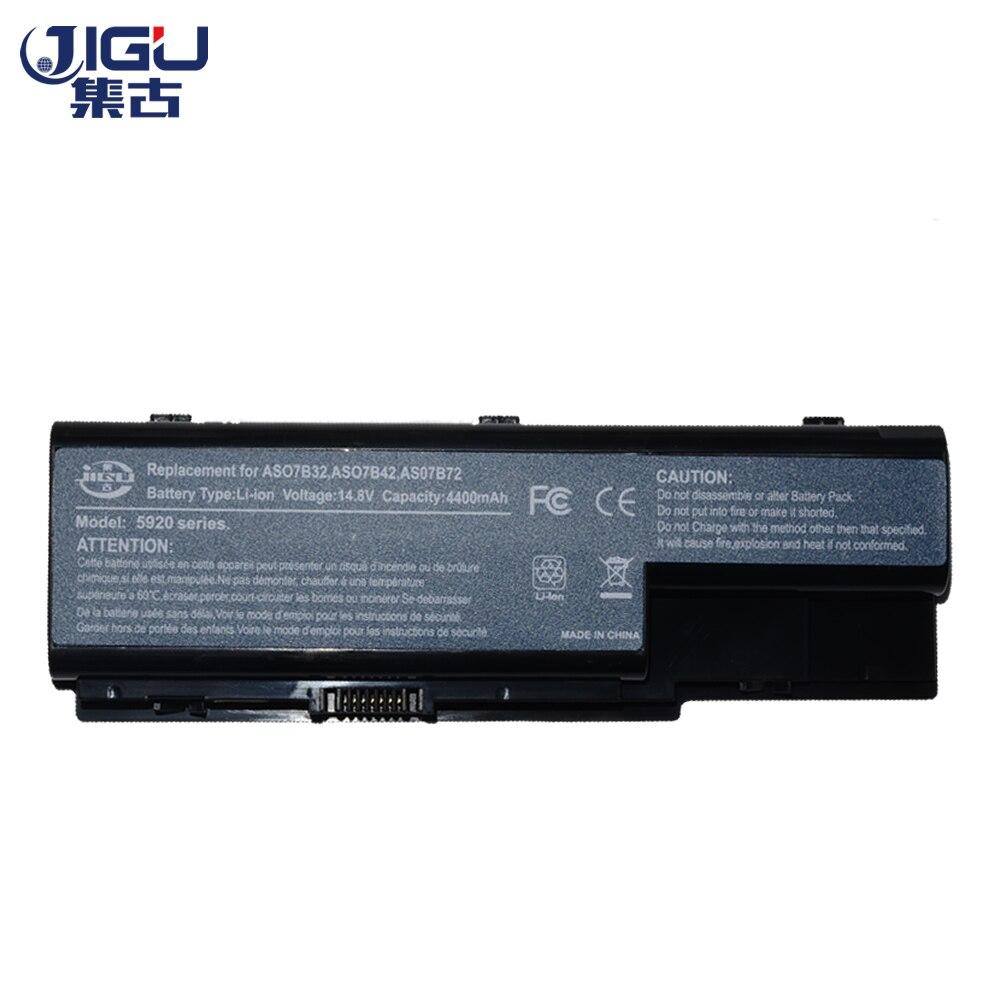 JIGU New 8Cells Laptop Battery For Acer Aspire 8920G 8930 8930G Extensa 7230 7630 7630G TravelMate 7230 7530 7530G 7730 7730GJIGU New 8Cells Laptop Battery For Acer Aspire 8920G 8930 8930G Extensa 7230 7630 7630G TravelMate 7230 7530 7530G 7730 7730G