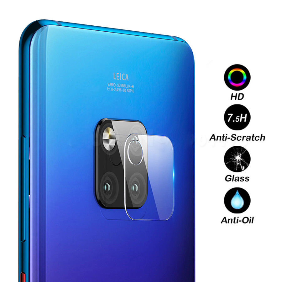 Akcoo 2 Pieces Camera Len Film for Huawei Mate 20 screen protector easy instal lens protector for huawei mate 20 pro lite X film 2