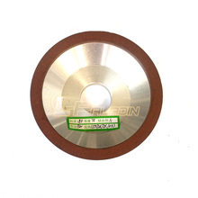 Dia. 5 inch Cup-Shaped Resin Diamond Abrasive Wheel Knife Grinding