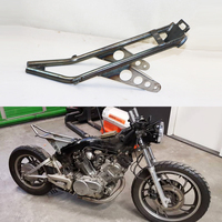 Modified Cafe Racer Iron Seat SUBFRAME For YAMAHA XV 750 SE and XV 920 CAFE RACER SUBFRAME