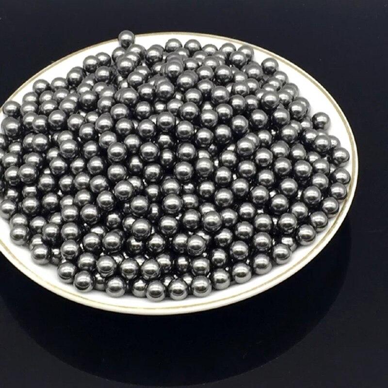 500pcs/Lot 6mm 8mm 9mm 10mm Hunting Slingshot Balls Stainless AMMO Steel Balls For Sling Shot Stainless Steel Balls For Shooting