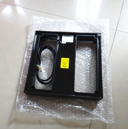 70~100cm RFID Mid Long Range Reader for Parking System RFID Proximity Card Reader Wiegand Reader 1000pcs long range rfid plastic seal tag alien h3 used for waste bin management and gas jar management