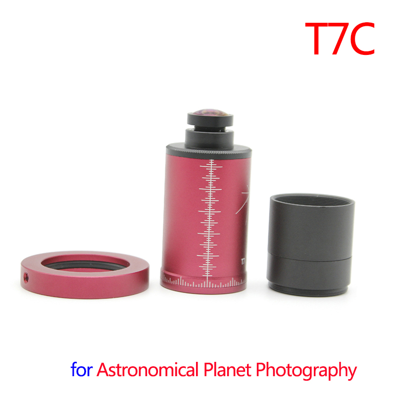 Power T7c Astro Camera Astronomical Astronomy Planetary High Speed Electronic Eyepiece Telescope Digital Lens Guiding Photograph