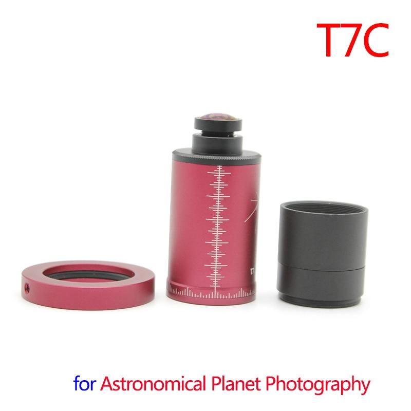 Caméra Astro Power T7c astronomie astronomique planétaire haute vitesse oculaire électronique télescope lentille numérique guidage photographie