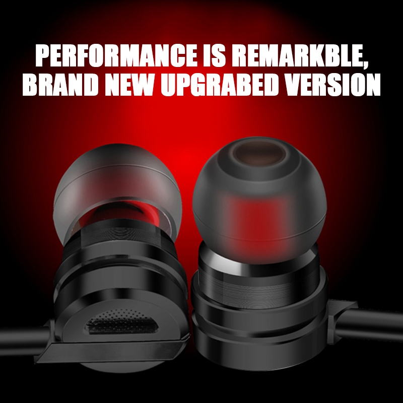 Artisome Super Bass Wired Earphone For Phone Stereo Mic Metal Earphone For iPhone Samsung Xiaomi Headphones Accessories (1)