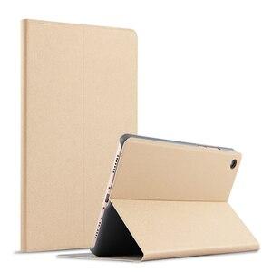 "Image 5 - Funda protectora de piel sintética para Xiaomi Mi Pad 4, MiPad4, 8 pulgadas, funda inteligente para tableta xiaomi Mi Pad4, Mipad 4, 8,0"""