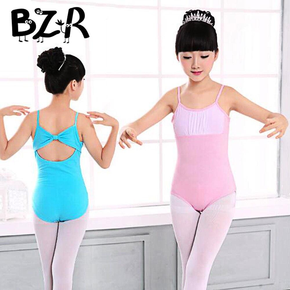 Bazzery New Ballet Leotard Girls Dance Wear Kids Adult Dance Bodysuit Gauze Stitching Suspenders Leotard Balett Dress Women