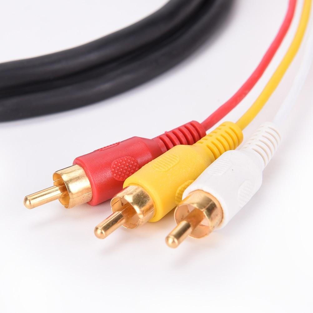 HDMI Stecker Auf 3RCA 1,5 Mt Video Audio Komponente Konvertieren ...
